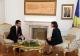 Predsednica Jahjaga je primila ministra spoljnih poslova Republike Makedonije